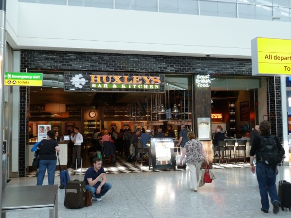 Huxleys Heathrow Terminal 5