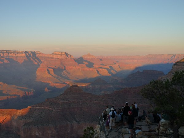 Grand-Canyon-Sonnenuntergang1