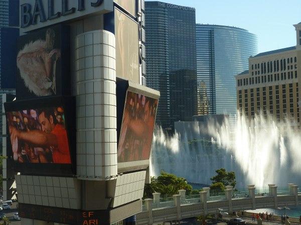 Las-Vegas-Blick-aus-Zimmer