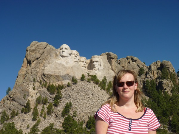 Mount Rushmore Roswitha