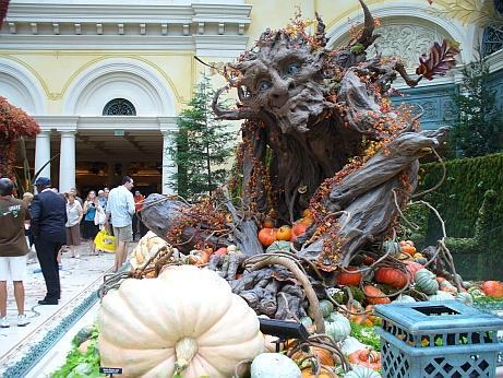 Bellagio Las Vegas Ausstellung