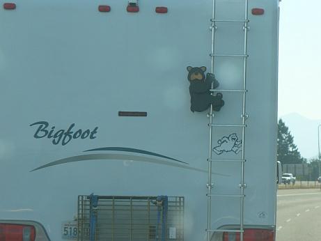 Bigfoot Caravan