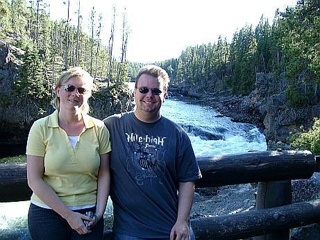 Canoyn Yellowstone NP