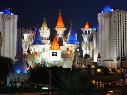 Hotel Excalibur in Las Vegas