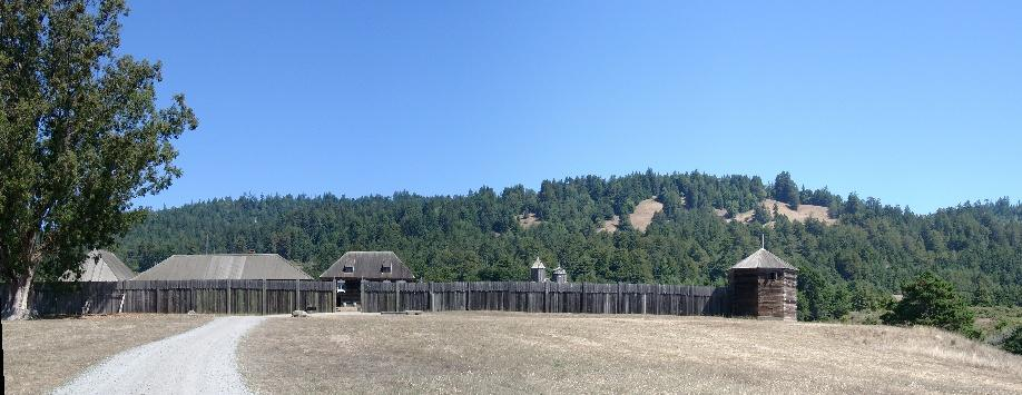 Fort Ross Kalifornien
