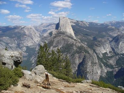 Glacier Point im Yosemite NP