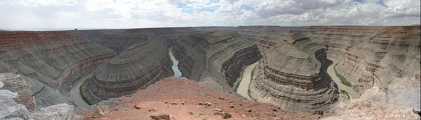 Goosenecks SP Panorama