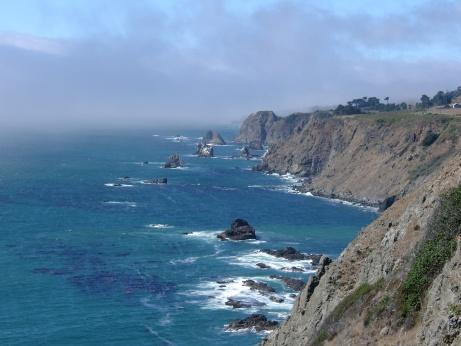 HW1 nördlich von San Francisco