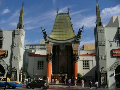 Hollywood Theater Loas Angeles