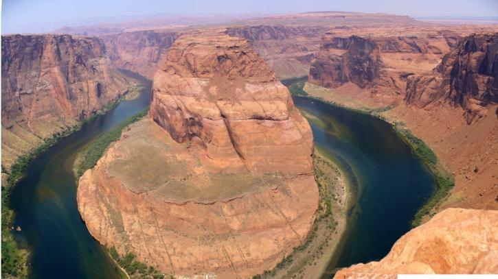 Horseshoe Bend in Page