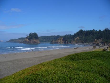 Küste von Oregon