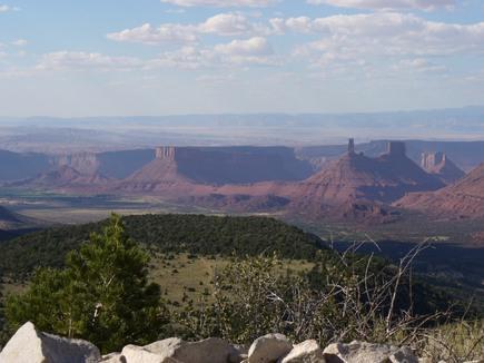 LaSal Mountain Loop Moab