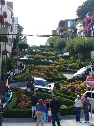 Lobard Street San Francisco