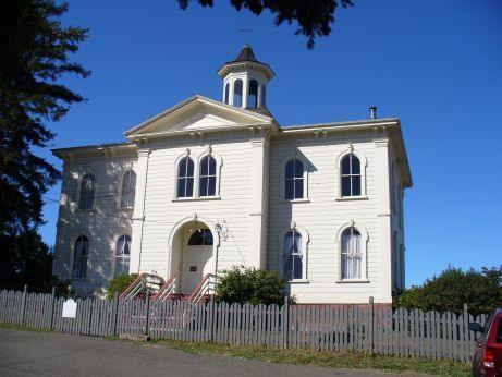 Potter School House Bodega Bay