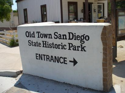 San Diego Old Twon