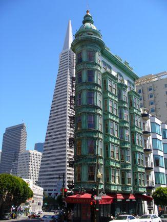 Sentinel Building San Francisco