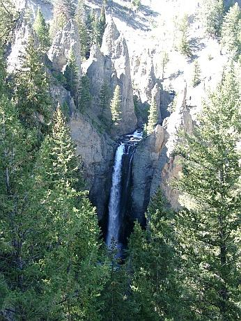 Tower Fall Yellowstone NP