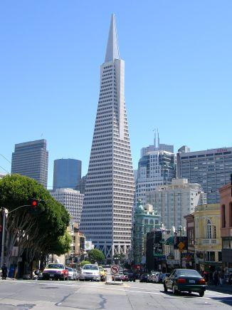 Trans America Pyramide San Francisco