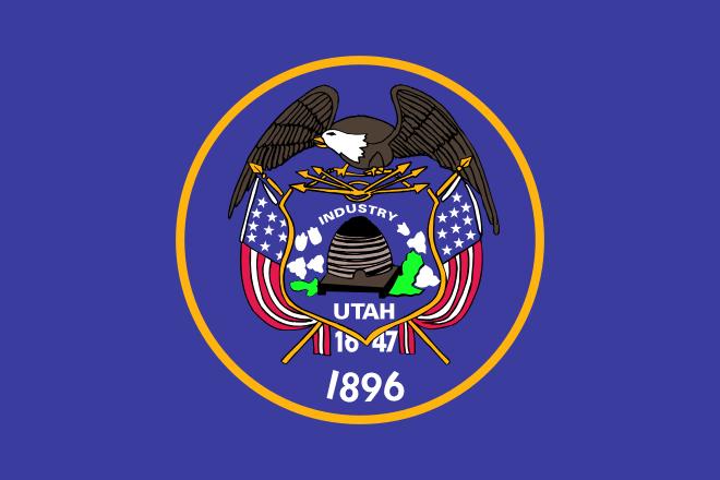 Utah Flagge
