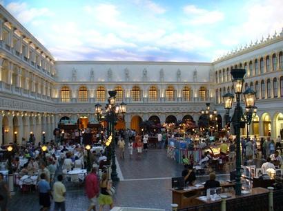 Hotel Venezian in Las Vegas