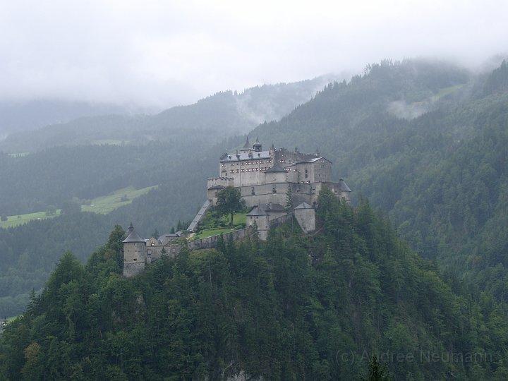 Burg bei Bischofshofen