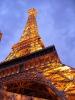 Eifelturm vom Paris Las Vegas