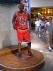 Ein Bulls Spieler