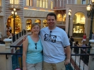 Rossi und Andree im Venetian Las Vegas