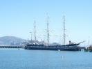 Segelboot in San Francisco