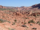 Blick in de Coyote Buttes