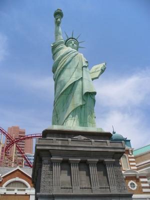 Freiheitsstatue des New York - New York