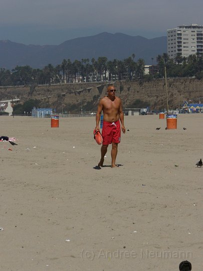 Baywatch in Santa Monica