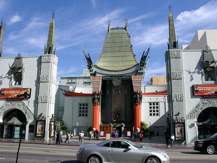 Chinese man Theatre
