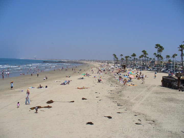 Newport Beach Strand