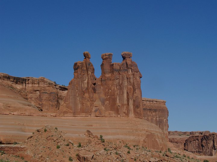 The Gossips im Arches