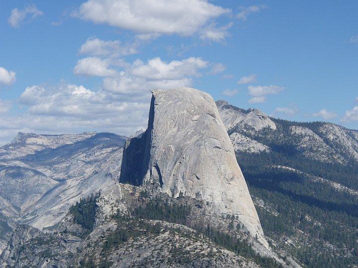 Der Half Dome im Yosemite NP